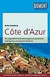 DuMont Reise-Taschenbuch Reiseführer Cote d'Azur: mit Online-Updates als Gratis-Download - Britta Sandberg