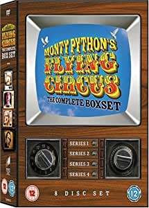 Monty Python's Flying Circus - The Complete Boxset [DVD] [1969] [2008]