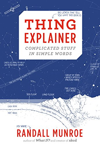 Thing Explainer: Complicated Stuff in Simple Words (English Edition) por Randall Munroe