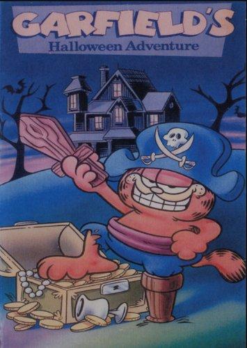 Garfield's Halloween Adventure 1985 DVD [IMPORT] aka A Garfield Hallowen.