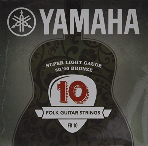 Yamaha FB 10 Westerngitarrensaiten 80/20 Bronze Light (1er Set)