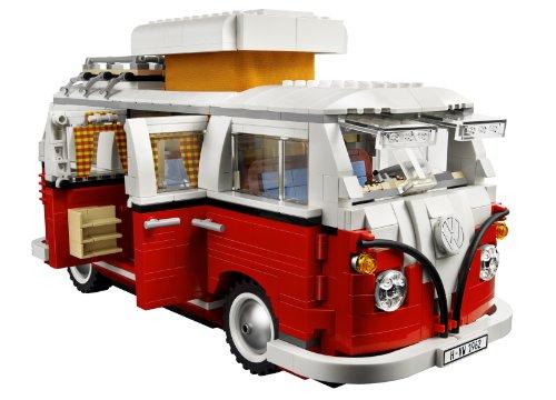 Furgoneta Volkswagen T1 (10220) LEGO Creator