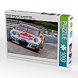 CALVENDO 4059478960015 Frikadelli Racing Team-Porsche 991 GT3R Foto-Puzzle Bild von Schick Christian, 1000 Teile, Weiß, Lege-Größe 64 x 48 cm