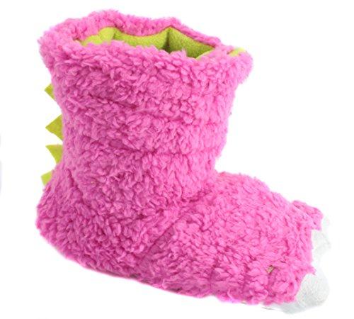 Chatties , Herren Hausschuhe Hot Pink