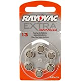 Rayovac Extra Advanced Typ 13 6er Pack