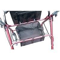 UNDER SEAT ROLLATOR BAG - REPLACEMENT BAG FOR 4 WHEEL WALKER