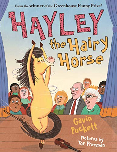 Hayley the Hairy Horse (Fables from the Stables) (English Edition)
