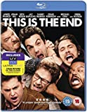 This is the End [Blu-ray] [2013]