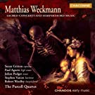 Weckmann: Sacred Concerti by The Purcell Quartet (1999-11-08)