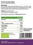 nutristyle Bio Nudeln Probierpaket (6 x 250g) – 2x Rote Linsen, 2x Kichererbse-Kurkuma und 2x Grüne Erbse mit mind. 20% Proteinanteil, Glutenfrei und Vegan - 2
