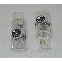 LED plafones de puerta luces de cortesia luces de puerta proyector logo Mercedes Benz Clase ML W164 2005-2011