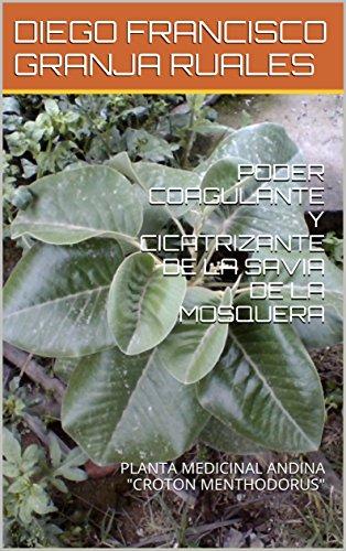 PODER COAGULANTE Y CICATRIZANTE DE LA SAVIA DE LA MOSQUERA: PLANTA MEDICINAL ANDINA