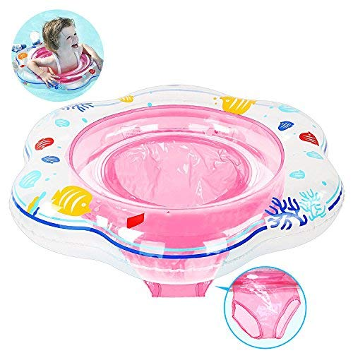 SRXWO Anillo de natación para bebé, Flotador de natación...