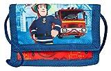 Geld- und Brustbeutel, Feuerwehrmann Sam, ca. 8 x 13 x 5 cm