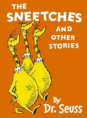 The Sneetches and Other Stories (Dr Seuss Mini Edition)