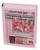 Fiori GZ300/R Paolo Gazzetta dello Sport Set per la Scuola, Rosa/Giallo/Rosso, 17 cm
