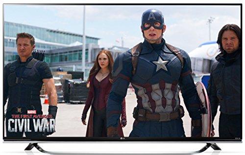 LG 60UF8509 151 cm (60 Zoll) 4k Fernseher thumbnail