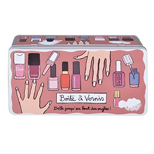 storage-box-per-lucidare-nailed-it-girl-in-metallo-decorato-colore-marrone-arancione-design-bagno-de