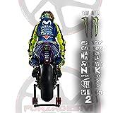 FORZADESIVI Stickers Sponsors Yamaha Aufkleber The Rossi 46 MOTOGP Motorrad COLL Fabio QUARTARARO VIÑALES