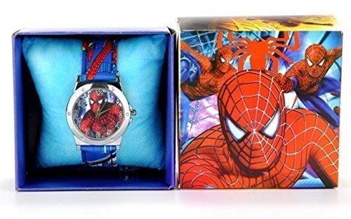 reloj-de-muneca-boys-spiderman-en-caja-de-regalo-cumpleanos-infantiles