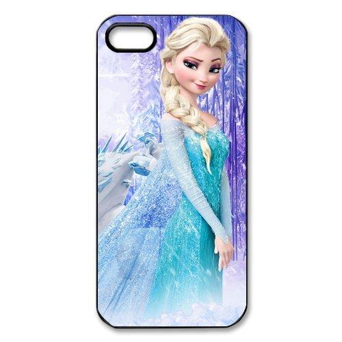 """Pour Apple iPhone 55S """"Coque Disney Frozen, Elsa, Anna, Olaf, protection Case Protective Cover Handytasche Accessoires pour Apple iPhone 5/5S"""