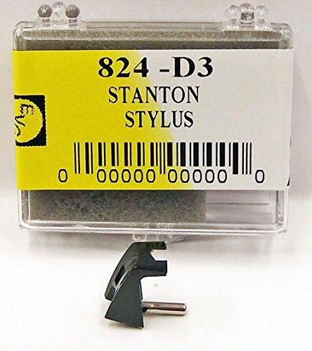 78RPM giradischi ago per Stanton 680EE 680E 680EEE D65D6800SL D6800AL 824-d3