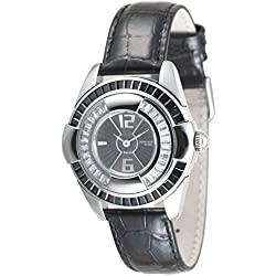 Zeno-Watch ladies watch - Lalique Lalique black - 6602Q-s1