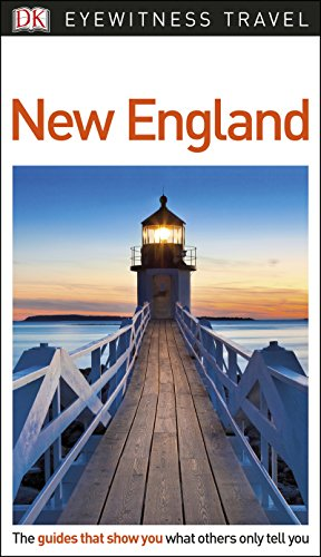 DK Eyewitness New England Travel Guide (DK Eyewitness Travel Guide) (English Edition)