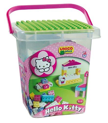 Unico BAU einzige Hello Kitty-secchio Große 104PZ 8662