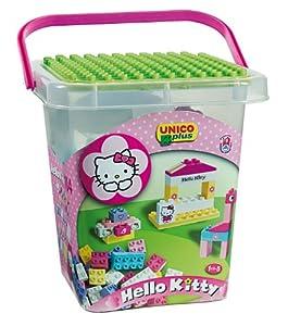 Androni Giocattoli - Juego de construcción para niños Hello Kitty (8662)
