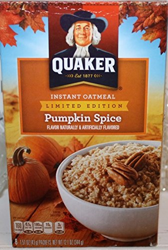 quaker-pumpkin-spice-instant-oatmeal-limited-edition-8-count-box-1-box-by-the-quaker-oats-company