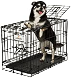 Petmate 38-Inch Training Retreats Wire Kennel for Dogs - Best Reviews Guide