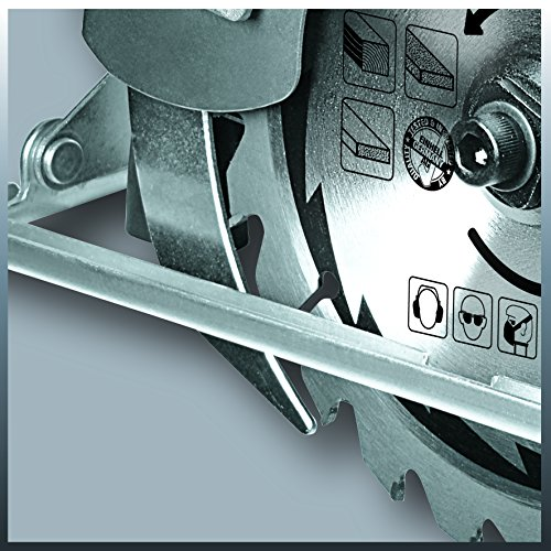 Einhell Handkreissäge TC-CS 1200 (1230 W, max. 55 mm, Sägeblatt Ø 160 mm, 24 Zähne, Parellanschlag) - 6