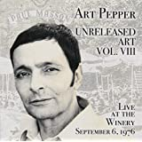 Unreleased Vol.VIII Live at the Winery 1976