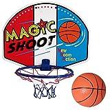 Basketball Set für die Tür 40x31cm Spiel Basketballspiel Spielzeug Ball Spielzeug Ballspiel