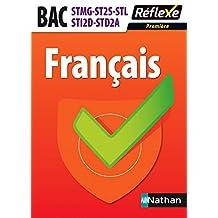 Français - 1re STMG-ST2S-STI2D-STD2A-STL