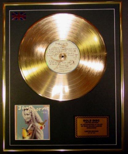 JOAN OSBORNE/Goldene Schallplatte Record Limitierte Edition/RELISH -