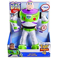 Giochi Preziosi- Toy Story Buzz Lightyear Feature Plush (TYR05000)