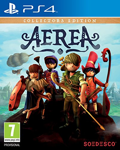 aerea-collectors-edition-ps4
