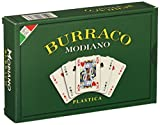 MODIANO Burraco - 100% plastica - Carte da Burraco