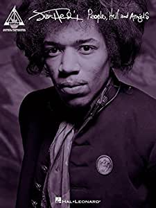 Jimi Hendrix: People, Hell And Angels. Partitions pour Guitare