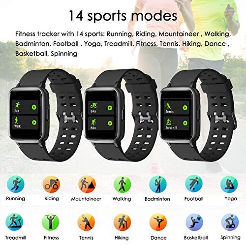 Zoom IMG-2 latec fitness tracker smartwatch watch
