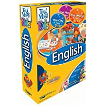 TELL ME MORE Kids English (4-12 years) (PC)