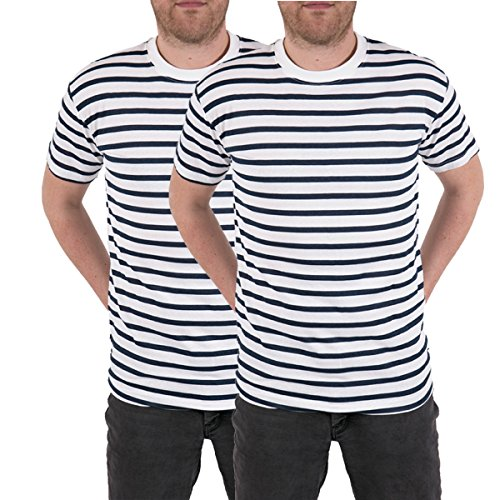 t-shirts-homme-lot-de-2-marinieres-oro-couleur-blanc-marine-taille-xl