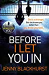 Before I Let You In: Thrilling psycho...