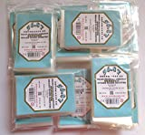 docsmagic.de 500 Premium Small Standard American Board Game Sleeves - 56 x 87 - US - 58 x 89 - 10 Packs