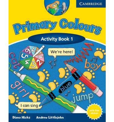[(Primary Colours 1 Activity book)] [Author: Diana Hicks] published on (March, 2002)