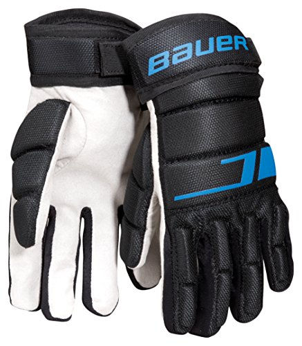 Bauer Senior Performance Spieler Handschuh (Paar), große, schwarz
