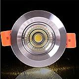 GZEDG Deckeneinbauleuchten Strahler LED-Strahler Kleidung ( Color : 18Wdrilling16cm )