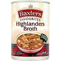 Baxters Favoritos Montañeses De Ternera 400g De Caldo De Sopa (Paquete de 6)